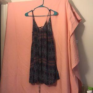 Boho Roxy Dress